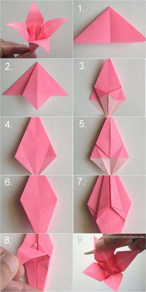 DIY Paper Origami Pictures, Photos, and Images for ...