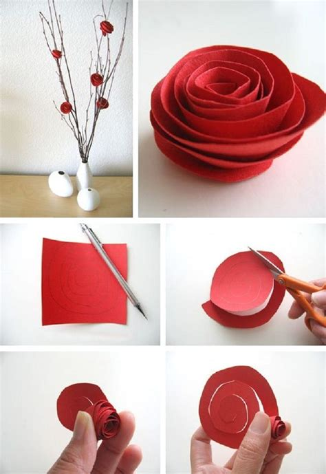 DIY Paper Rose Pictures, Photos, and Images for Facebook ...
