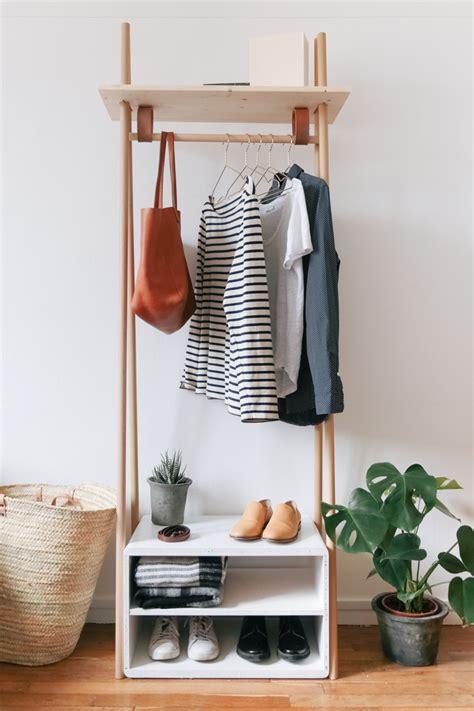 DIY Percheros de ropa prácticos y funcionales | manualidades