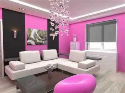 DIY Pink and black room decorating ideas   YouTube