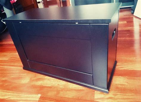 DIY: Transforma un arcón de Ikea en un divertido baúl de ...
