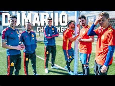 DJMARIIO CHALLENGE con JORDI ALBA, MORATA Y MARIO HERMOSO ...