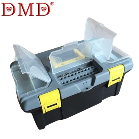 DMD CJ 1 toolbox portable tool case Engineer storage box ...