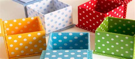 Doce manualidades para organizar con cajas de carton norte