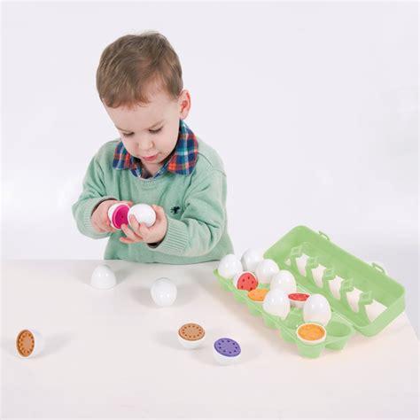 Docena de huevos para contar, clasificar y emparejar ...