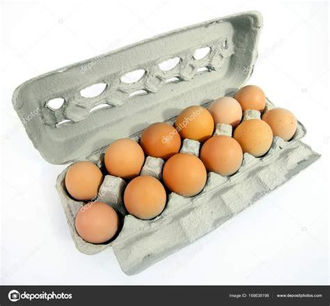 Docena huevos — Foto de stock  ErrantPixels #168638198