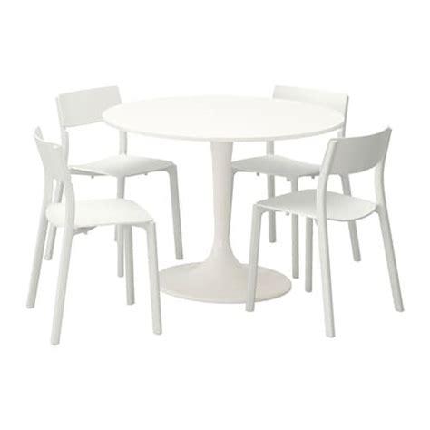 DOCKSTA / JANINGE Mesa con 4 sillas   IKEA