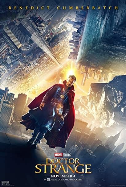 Doctor Strange   Película Completa en Español   CINE PLUS