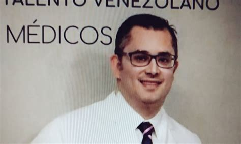 """Doctor venezolano es reconocido como el """"Médico del Año ..."""