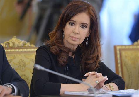 Doctors OK Return Of Argentine President Cristina ...