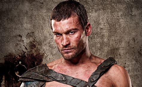 Documentary About Spartacus  Andy Whitfield Needs Your ...