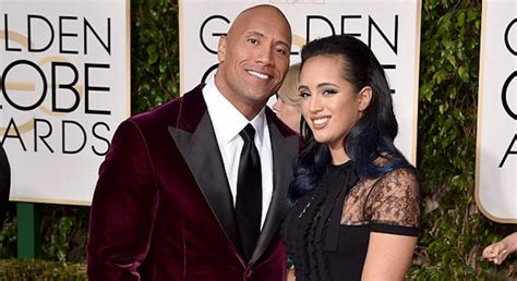 Does the Rock Have a Daughter? Meet Simone Alexandra Johnson