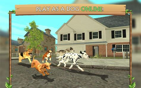 Dog Sim Online: Raise a Family   Android Apps on Google Play