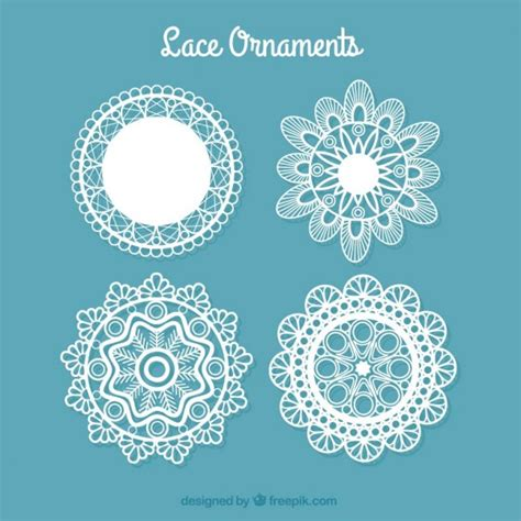 Doily Vectors, Photos and PSD files   Free Download
