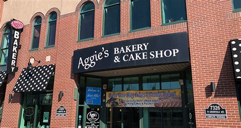 Dollars For Donuts: Aggie s Bakery & Cake Shop  West Allis