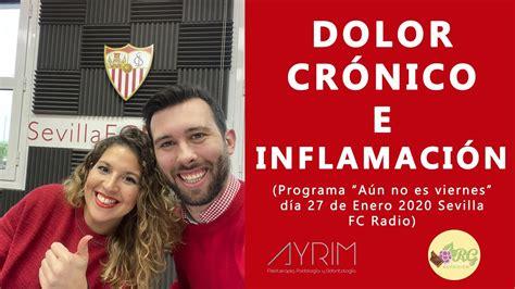 Dolor CRÓNICO e inflamación en Sevilla FC Radio  Podcast ...