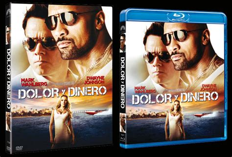 Dolor y dinero en DVD, Blu Ray y en Digital
