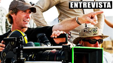DOLOR Y DINERO   Entrevista con Michael Bay   YouTube