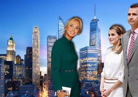 Don Felipe y Doña Letizia coincidirán en Nueva York con la ...