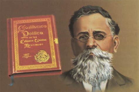 Don Venustiano Carranza y la Constitución