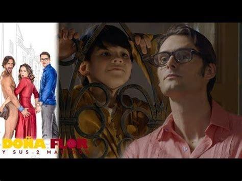 Doña Flor y sus 2 maridos   Capítulo 57: Teo conoce al ...