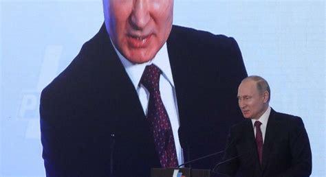 Donbas war  leaves strong impression  on Putin ...