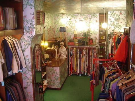 Donde comprar ropa vintage y accesorios