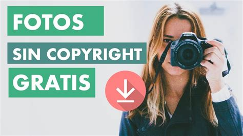 Dónde Descargar Banco de Imágenes sin Copyright Gratis ...