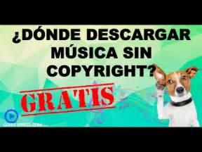 Dónde descargar música SIN COPYRIGHT GRATIS ...