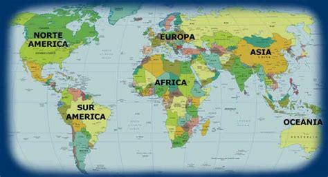 Dónde está África   Donde está