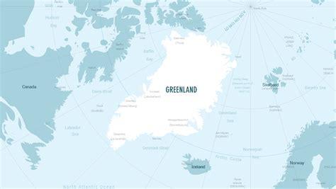 ¿Dónde está Groenlandia?