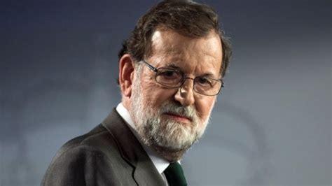 ¿Dónde está Mariano Rajoy?
