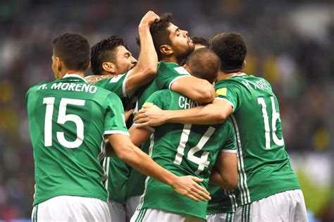 Dónde nacieron los jugadores de la Selección Mexicana de ...