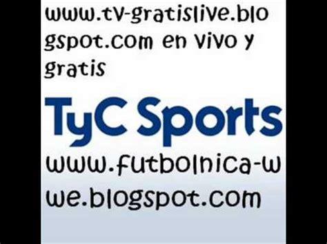 Donde puedo ver TyC Sports en vivo online   YouTube