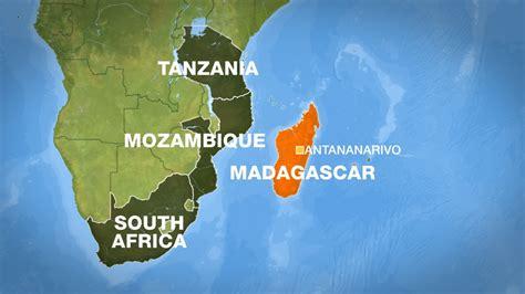¿Dónde queda ubicada la isla de Madagascar? ️ ...
