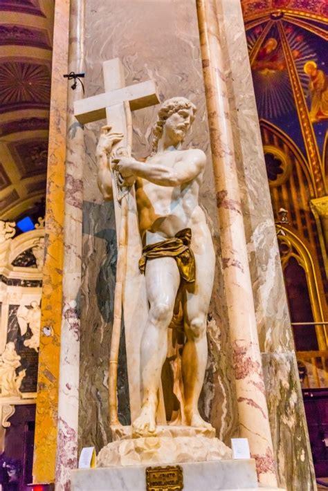Dónde ver el arte de Miguel Ángel en Italia