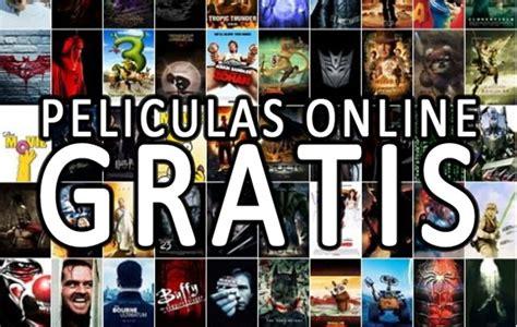 Donde ver películas online gratis