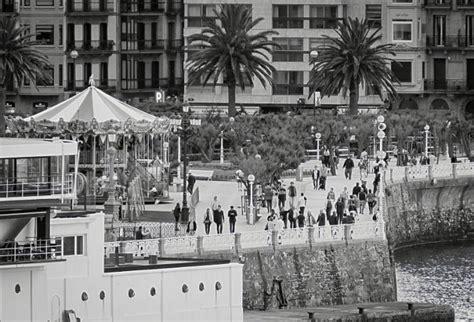 Donostia San Sebastián | alderdi eder y paseo de la contxa