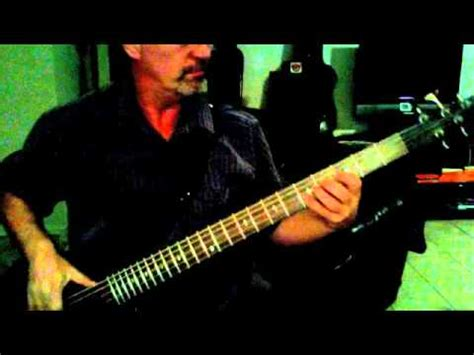 Doobie Brothers  Bass Cover, Ibanez SR705  Long Train ...