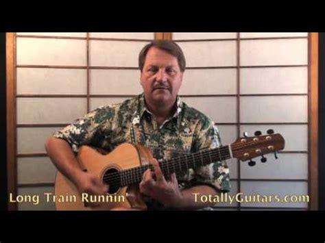 Doobie Brothers   Long Train Runnin  Acoustic Guitar ...