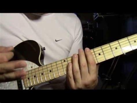 Doobie Brothers Long train runnin  guitar lesson   YouTube