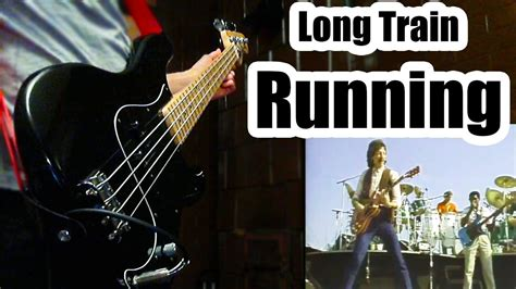 Doobie Brothers   Long Train Running   BASS COVER     YouTube