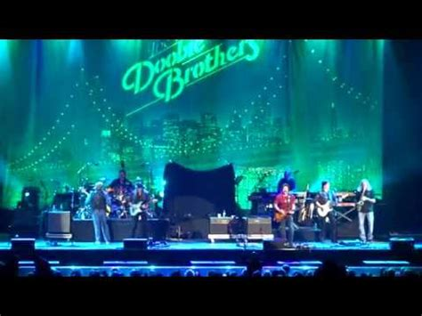 Doobie Brothers   Long Train Running   O2 London   YouTube