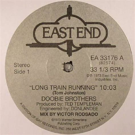 DOOBIE BROTHERS Long Train Running vinyl at Juno Records.