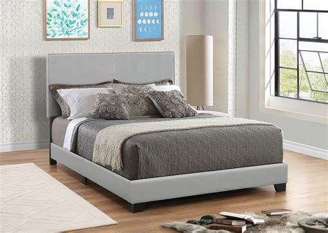 Dorian Grey Queen Size Bed 300763Q | Savvy Discount Furniture