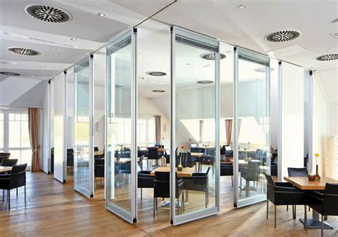 Dorma changes the rules with new glass movable wall solution