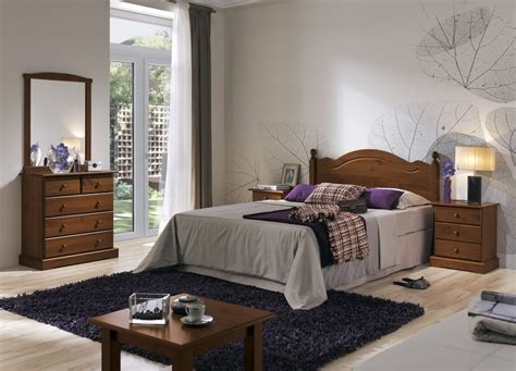 Dormitorio de matrimonio de estilo provenzal. El Tavolino
