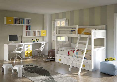 Dormitorio infantíl con literas   Muebles Xikara