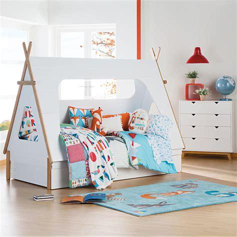 Dormitorio infantil Mini Home El Corte Inglés Parker ...