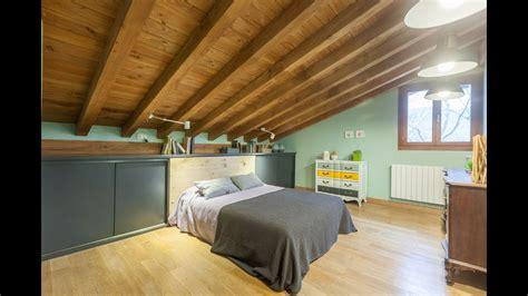 Dormitorio juvenil verde en buhardilla   Programa completo ...